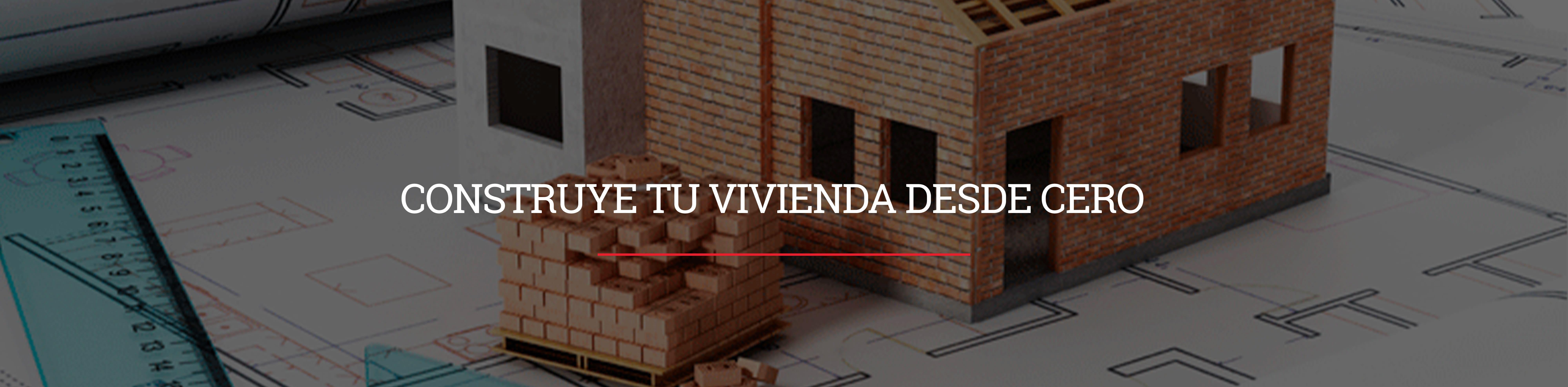 Pasos a seguir para construir una vivienda desde cero.